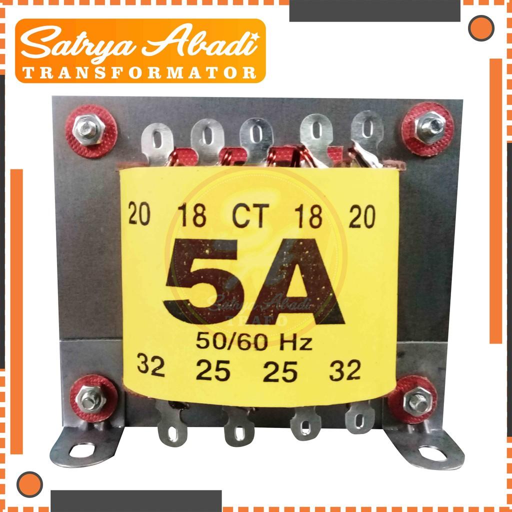 Trafo 5 Ampere 5A CT 32 Besar Murni