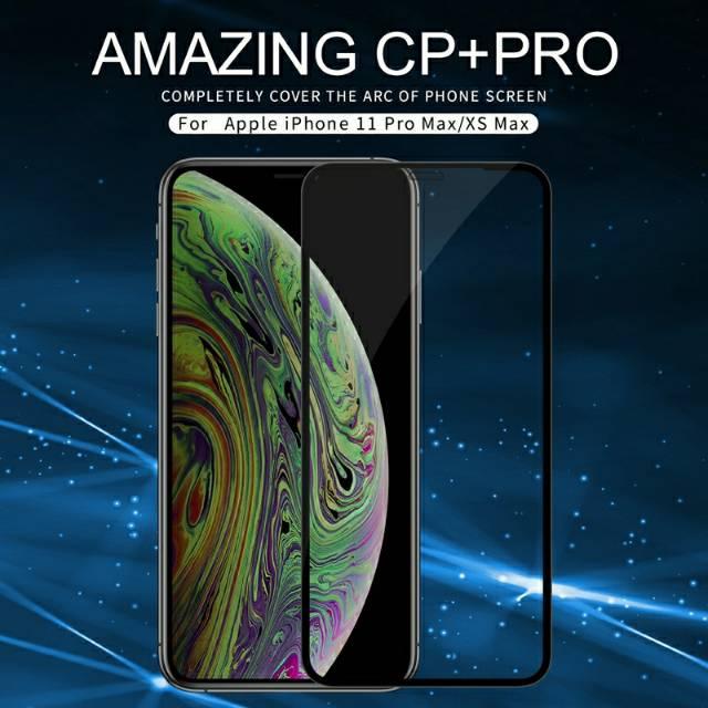 tg iphone 11 pro max fullayar tempered/Anti Gores Kaca ...
