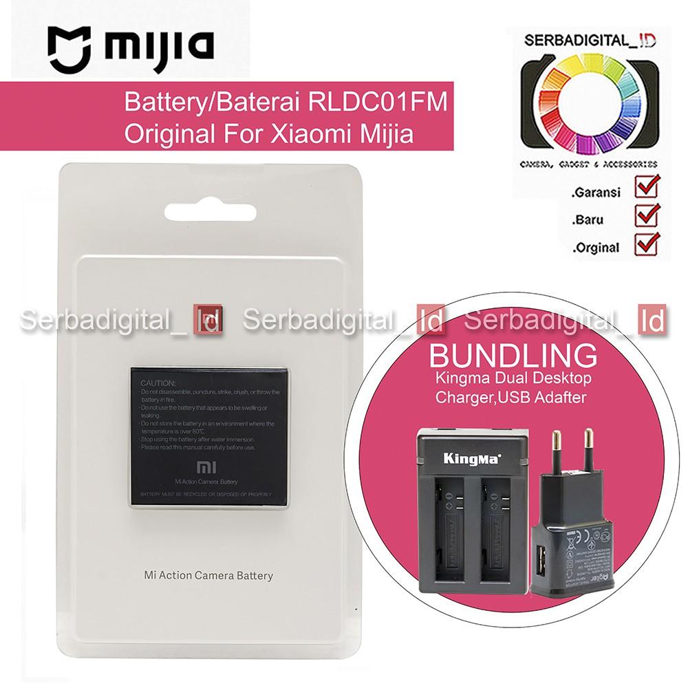 SATOO Battery/Baterai AZ16-1 For Xiaomi Yi 2 4K/Yi 4K+/Yi 4K Lite Sony Cell Best Qlity | Shopee Indonesia