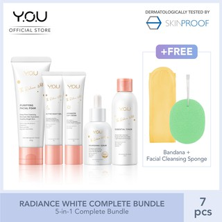The Radiance White Complete Bundle thumbnail