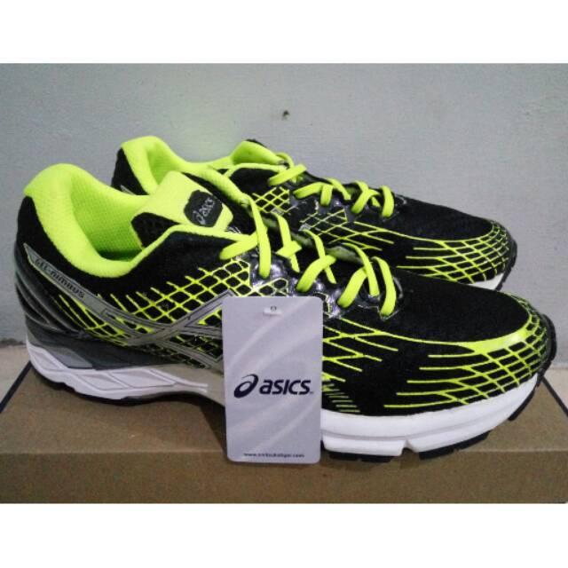 Sepatu Lari Desain Asics Gel Kayano Warna Hitam Ukuran 36-45 ... 3f6d865827