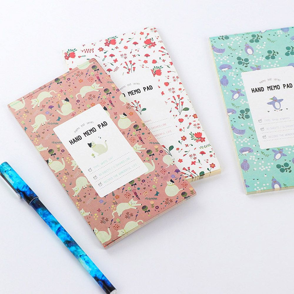 Pirate Journal Diary Blank Notepad Weekly Notebook Planner Book