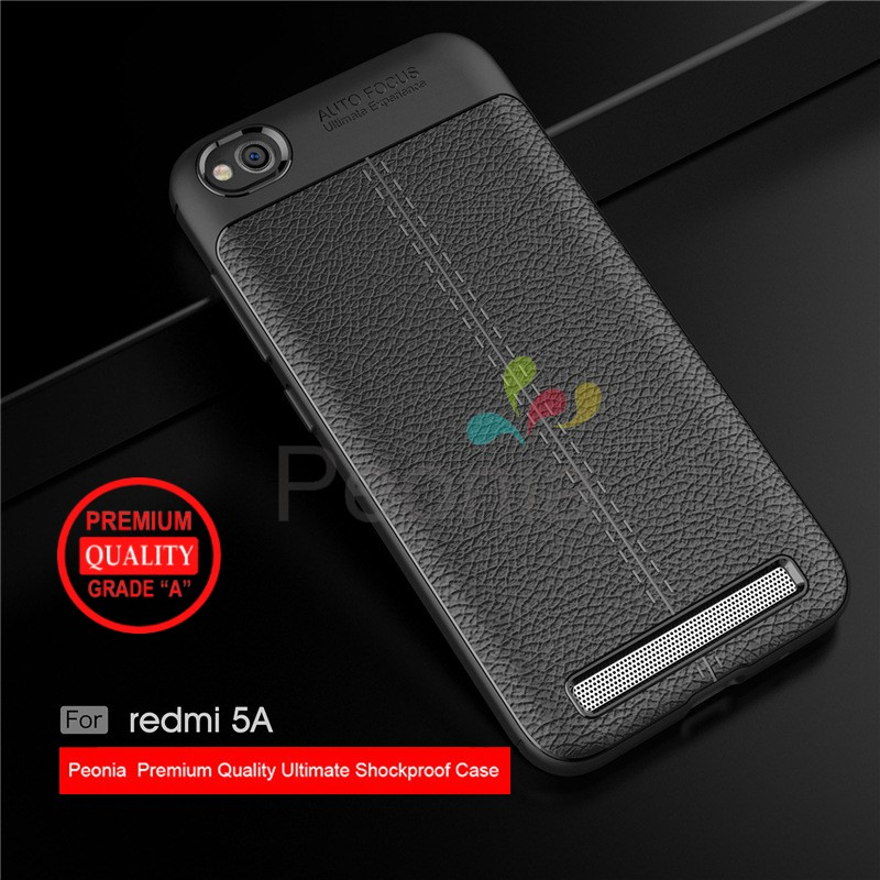 Peonia Ultimate Shockproof Premium Quality Grade A Case for Xiaomi Redmi 5A 5.0 Inch | Shopee
