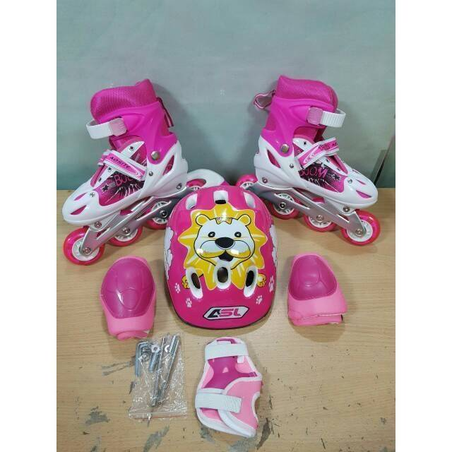 Sepatu Roda Inline Skate Power Super  1bb7c644d5