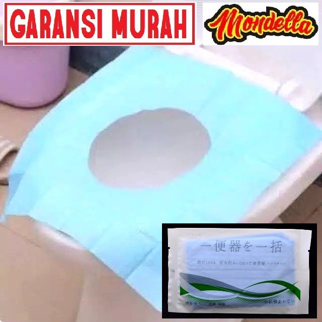 COD Alas Tisu Wc Closed Toilet Duduk Kertas Anti Penyakit Bakteri Virus Air Menular Portable Closet