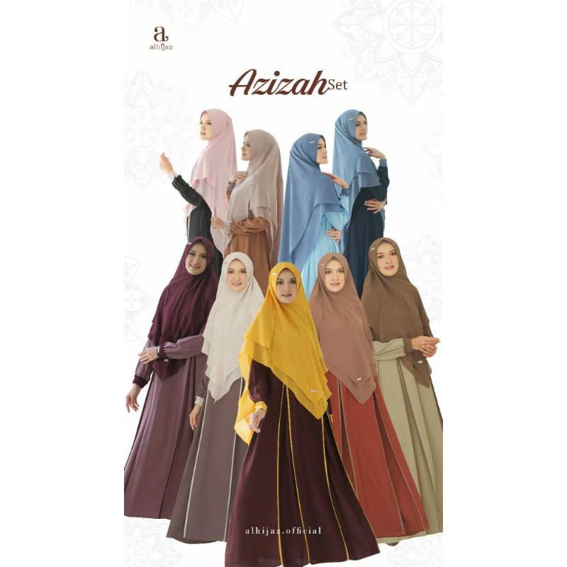 Azizah set by Alhijaz Original
