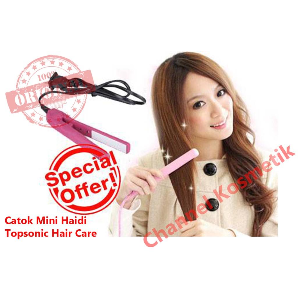 Rambut Haidi Temukan Harga Dan Penawaran Alat Online Catok Mini Topsonic Hair Care Catokan Simple Terbaik Kecantikan September 2018 Shopee Indonesia