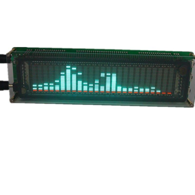 New 32 LED Level Indicator VU Meter Music Sound Audio Display Analyzer