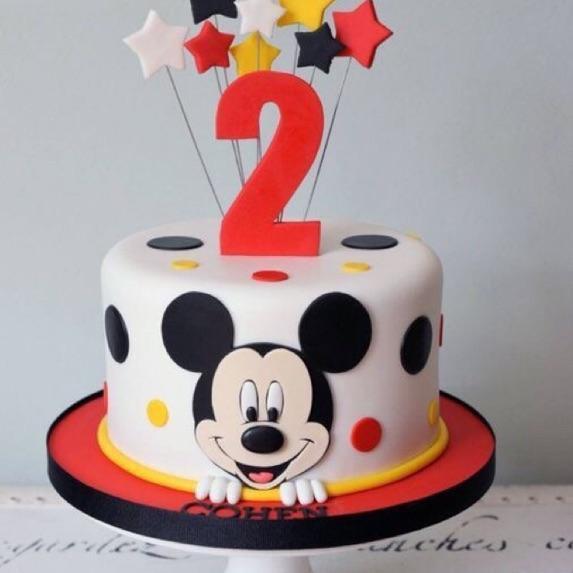 Stokh14 Kue Ulang Tahun Karakter Kue Tart Anak Birthday Cake Anak Lucu Kue Ulang Tahun Anak N