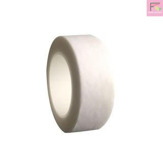 1 Roll Tape Perekat Bulu Mata Extension Bahan Kertas Non Woven Lebar 12.5mm Warna Putih thumbnail