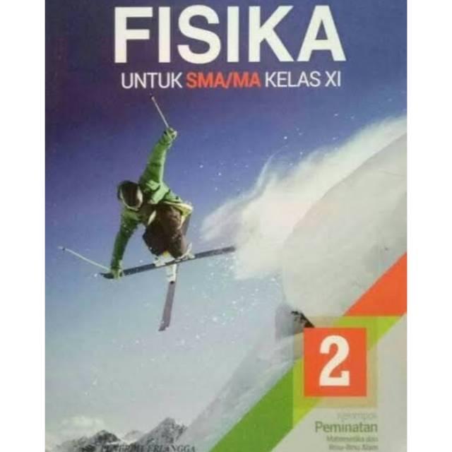 Buku Paket Fisika Kelas Xi Erlangga K13 Shopee Indonesia