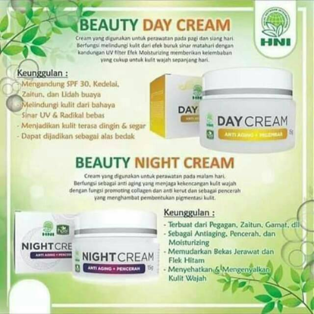 Efek Cream Night Hpai Untuk Wajah Berjerawat