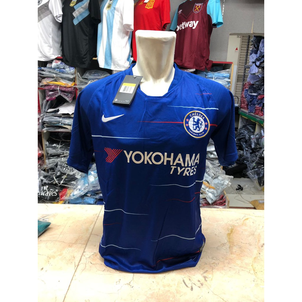 Jersey Grade Ori Chelsea Home BARU new 2018/2019 Official