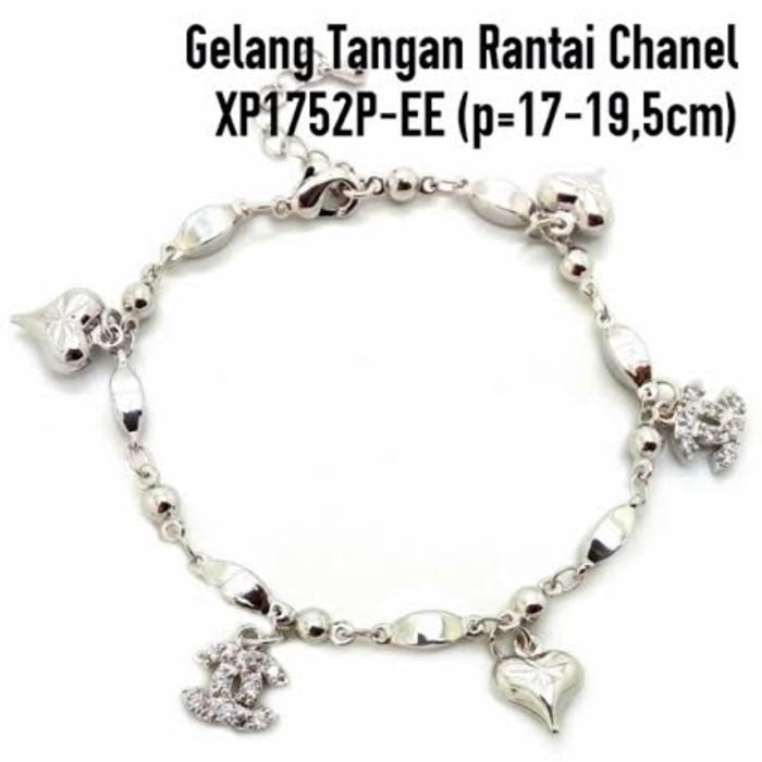 Gelang Tangan Wanita Keren Modis Perhiasan Import Fashion Trendy | Shopee Indonesia