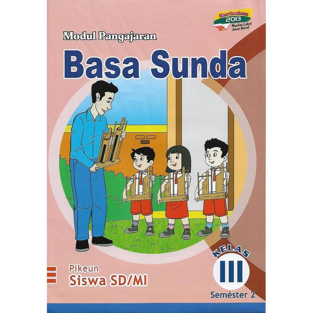 Buku Lks Bahasa Sunda Kelas 3 Sd Mi Semester 2 Kurikulum 2013 Shopee Indonesia