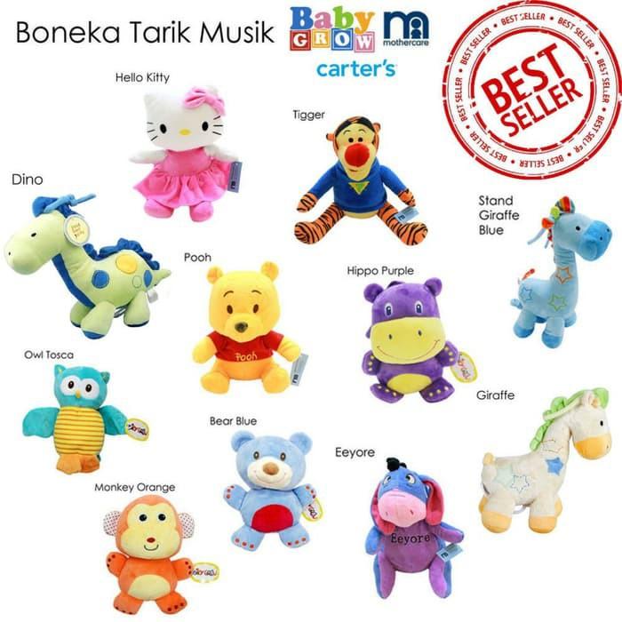 Boneka Tarik Musik Baby ...