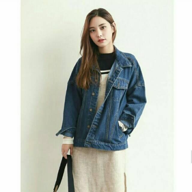 100+ Model Jaket Oversize Terlihat Keren