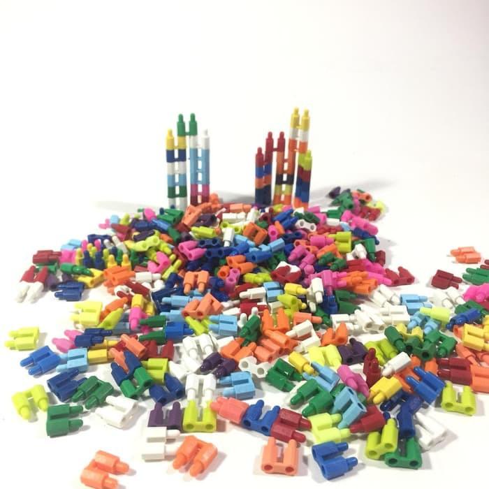 2000pcs Lego Miniset / Lego Indonesia 500 Gram Kualitas Bagus | Shopee Indonesia