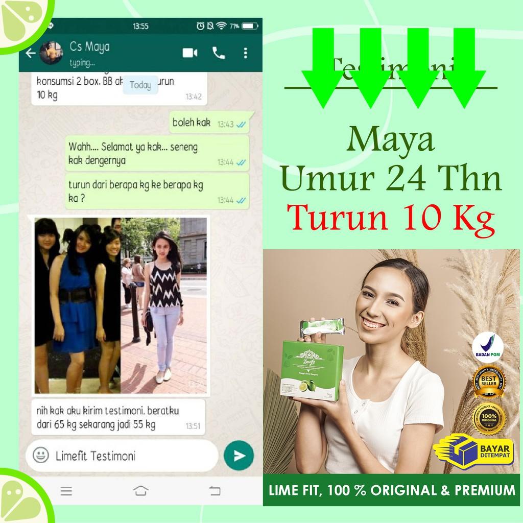 Diet Jeruk Nipis Menurunkan Berat Badan Dalam Waktu 1 Minggu Shopee Indonesia