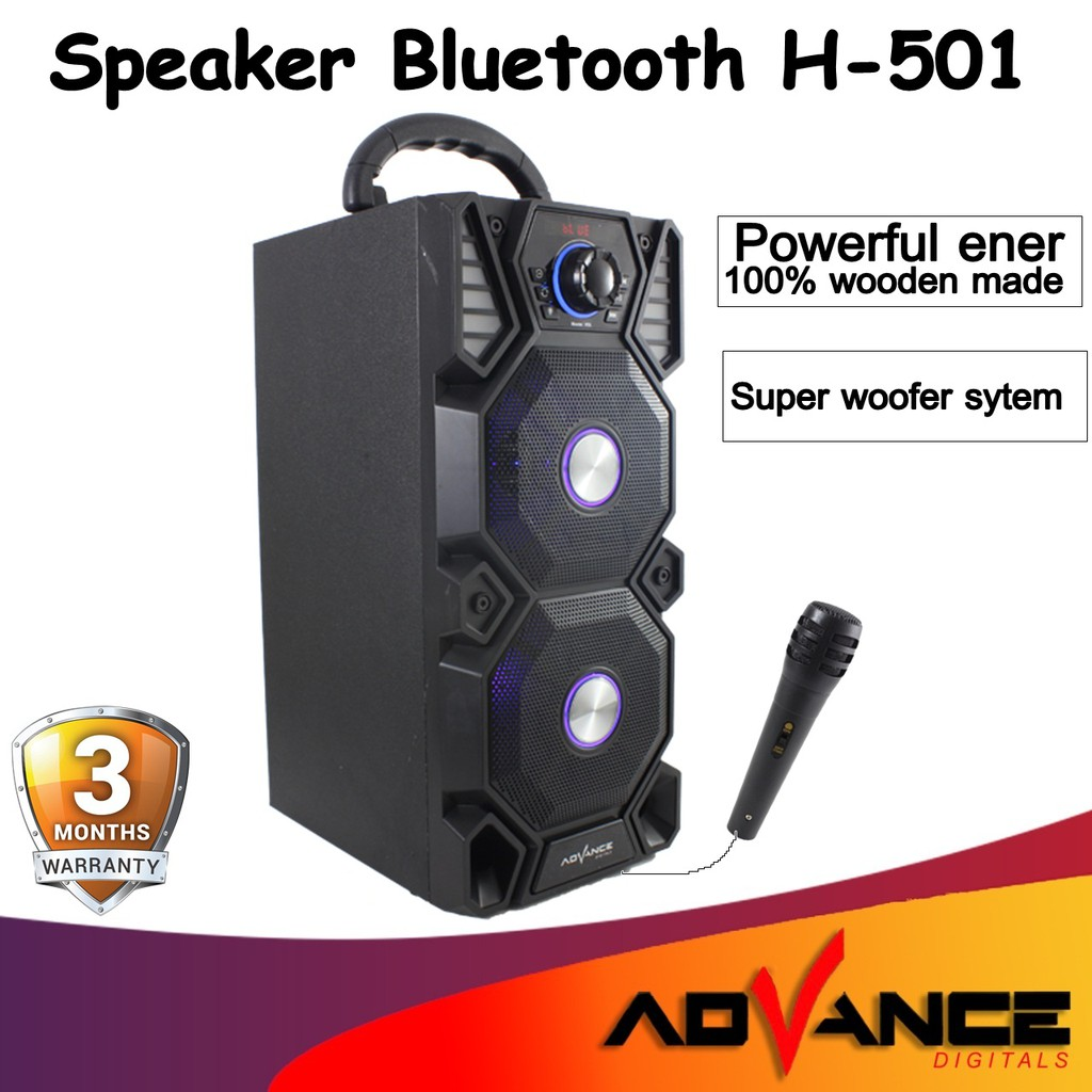 Speaker Advance M 9100 Fm Subwoofer Multimedia M9100fm Shopee T 101kf Indonesia