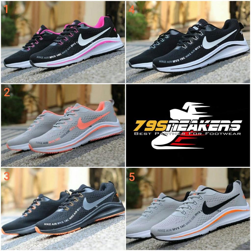 Nike Air Max Premium Original Sneakers Pria Wanita Trend Gaya