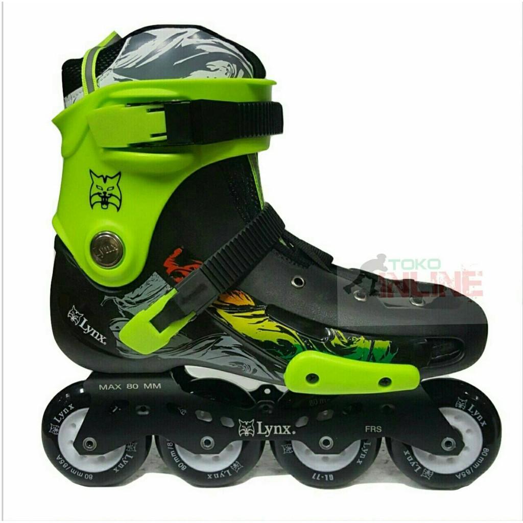 Sepatu Roda LYNX BM135 Recreational Inline Skate - Blue  ce01689f6f