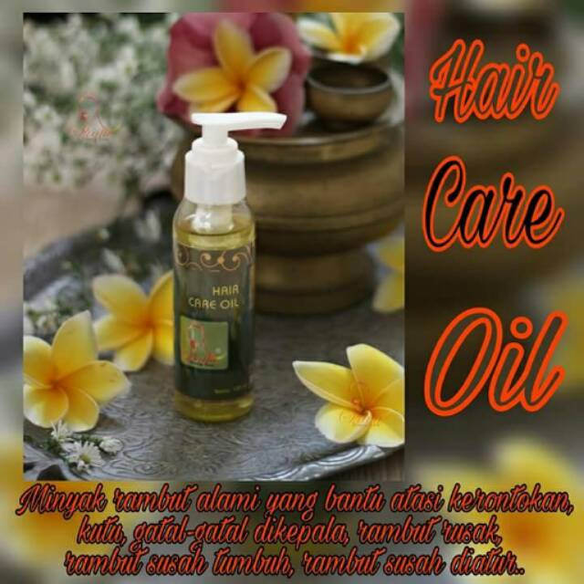 Hair Care Oil By Shafa Beauty Care Shopee Indonesia