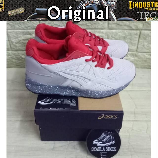CLOT x sepatu asics Gel Lyte 3 pria wantia fashion casual olahraga mandarin  duck 100% asli  Tersedia  11875f3f2c