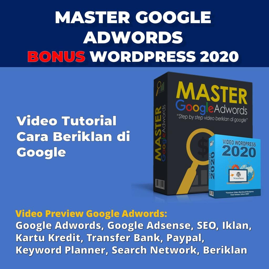 Video Training Cara Beriklan Di Google Adwords Step By Step Beriklan Di Google Shopee Indonesia