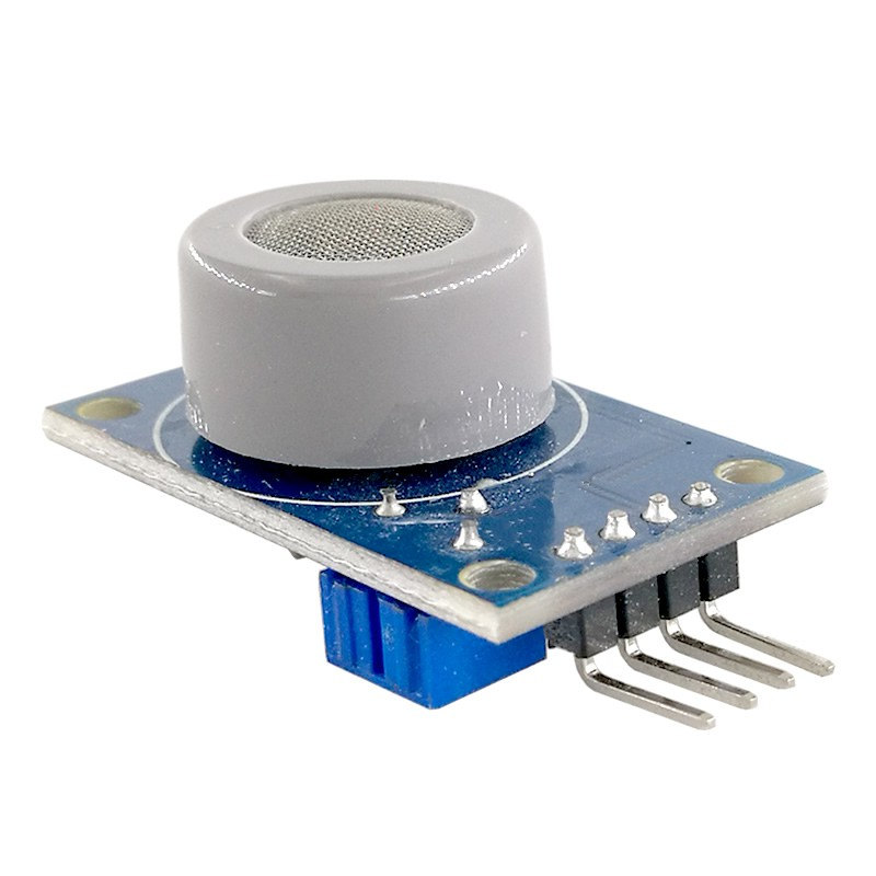 2pcs Grey MQ-7 Semiconductor Sensor CO Gas Sensor Module for Arduino New