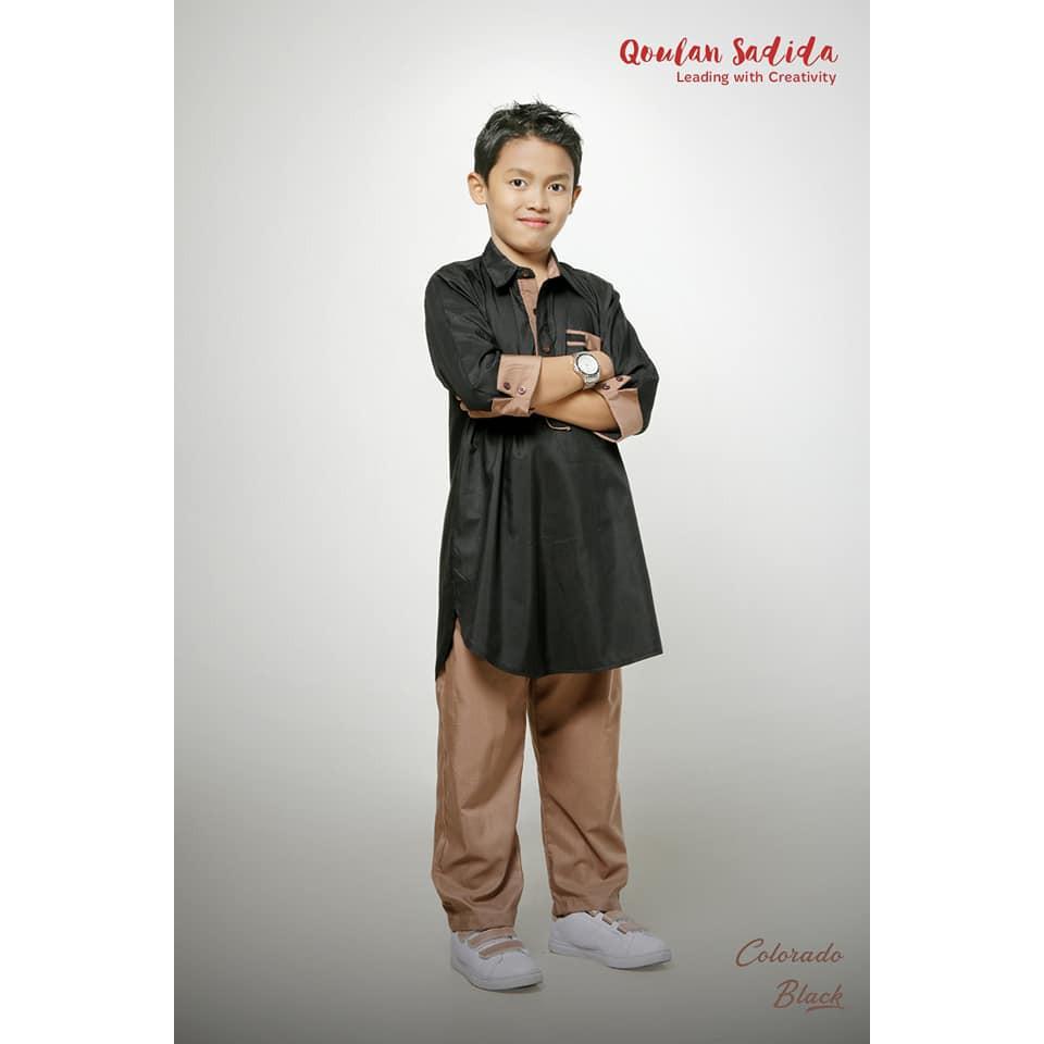 Kurta Anak Premium Series by Qoulan Sadida