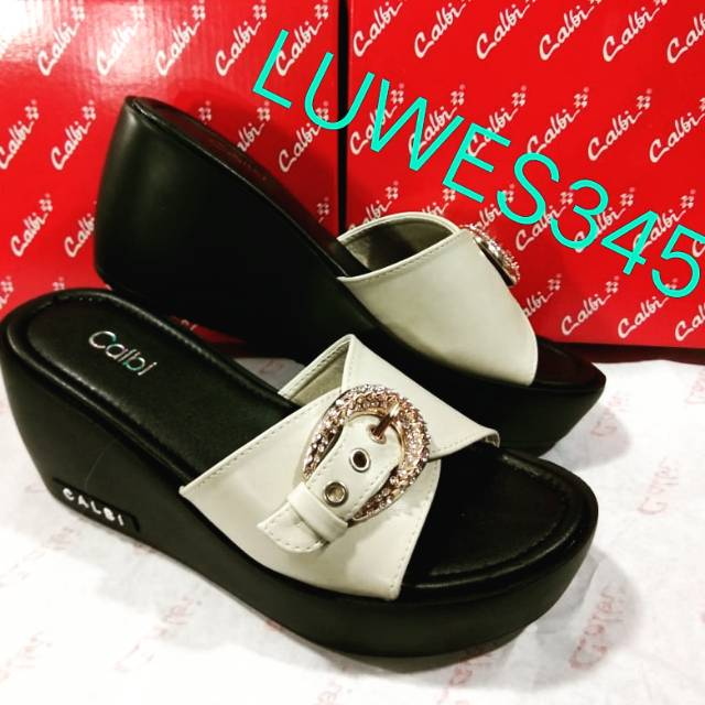 Sandal Calbi JDX 1292 seri 5 warna  69a0325708
