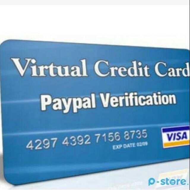 Vcc Paypal Verifikasi 5 Tahun Shopee Indonesia