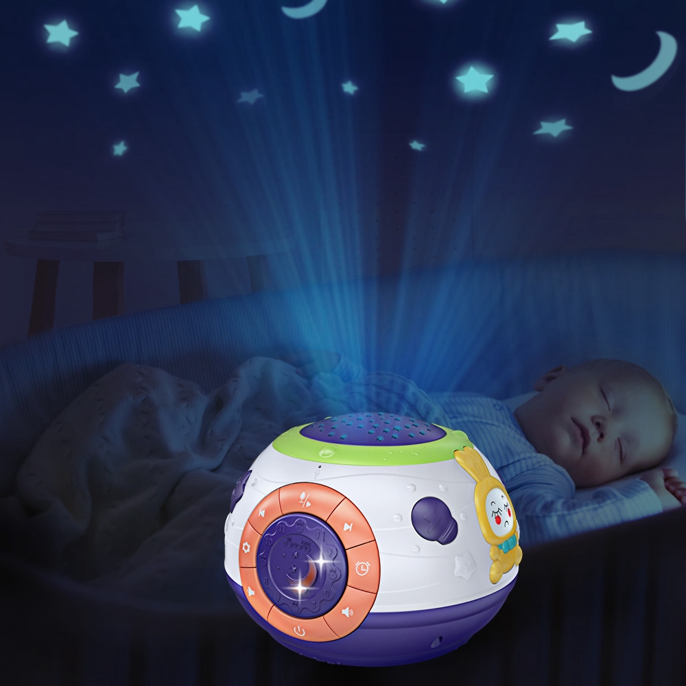 Starry Sky Night Light Projector Children Night Light Projector Kids Baby Sleep Toys Projector Christmas Toys For Children Shopee Indonesia