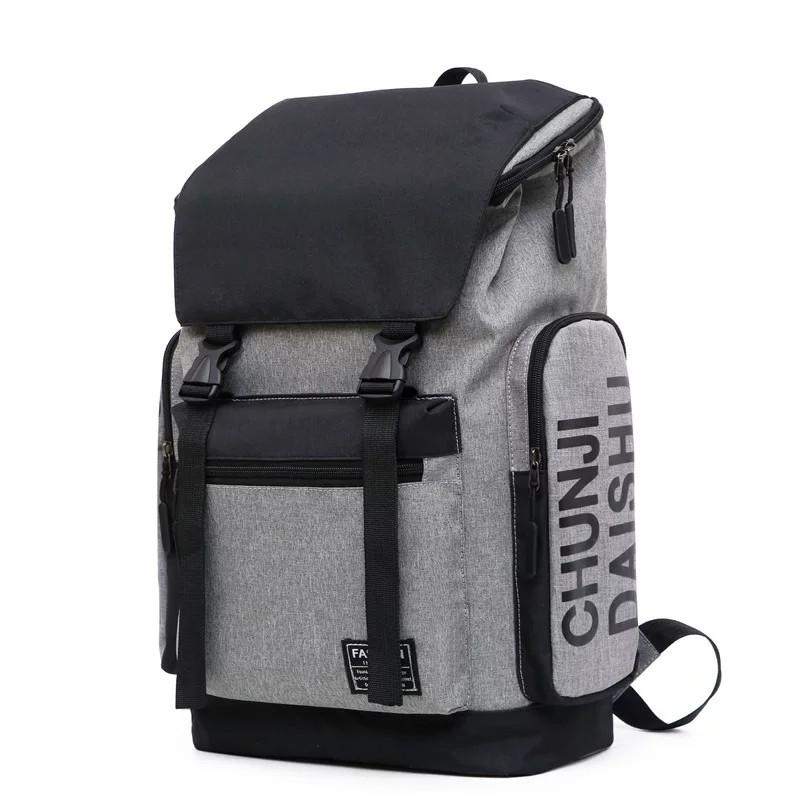 (COD) RR CHUNJI - Tas Ransel Backpack Wanita Pria | Shopee ...