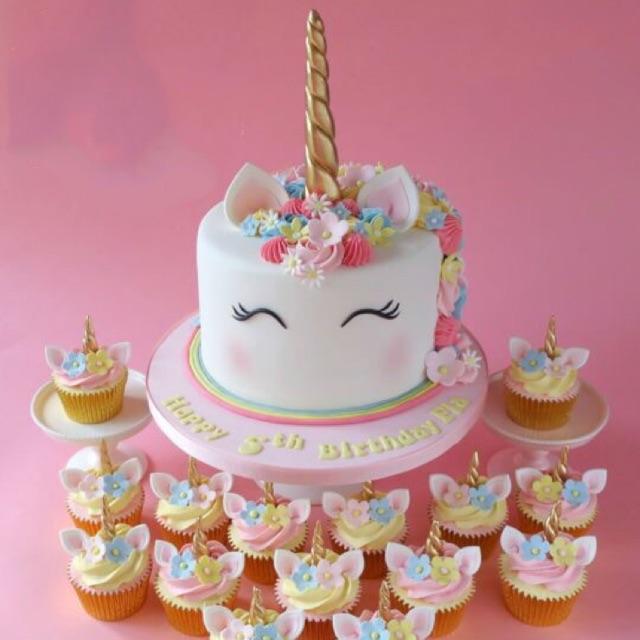 Custom Kue Ulang Tahun Karakter Birthday Cake Fondant Kue Tart Anak Baby Shower Cake Lucu