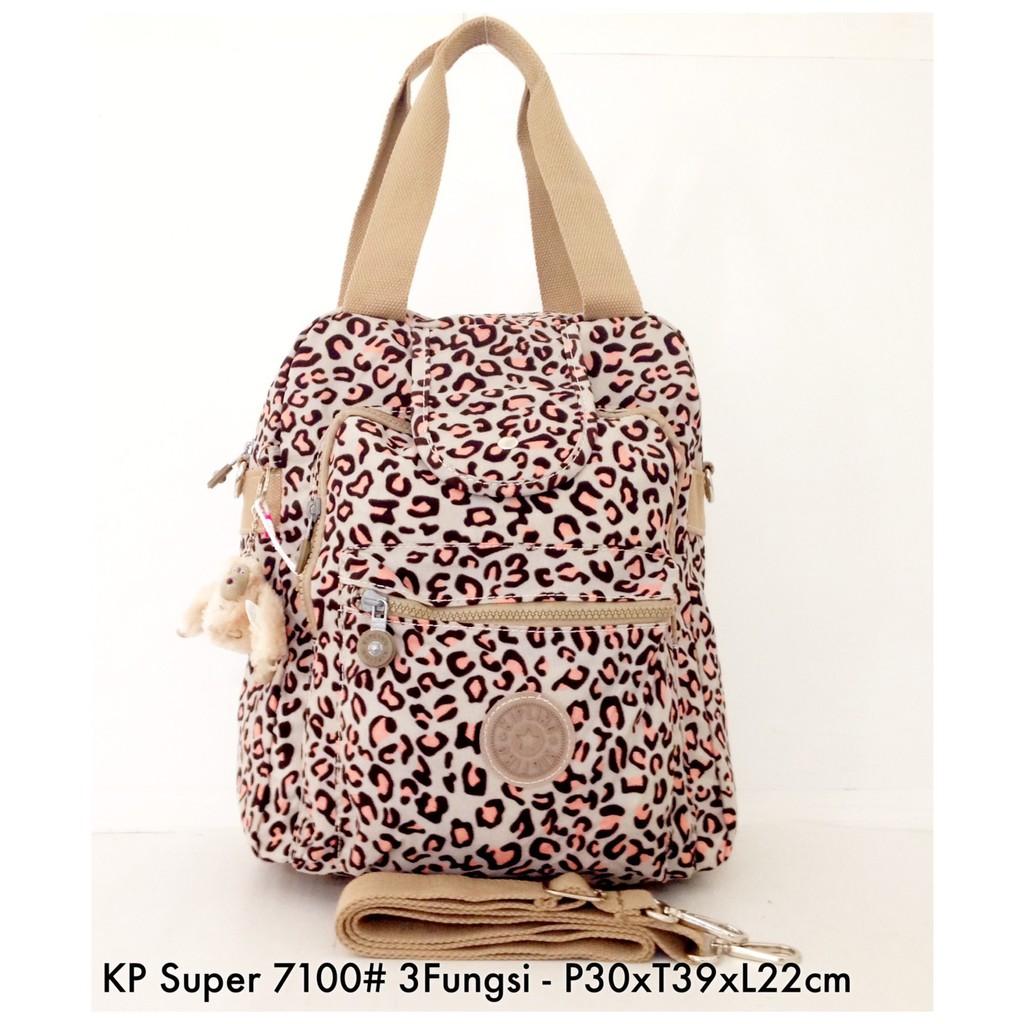 Tas Ransel Kipling Handbag Selempang Multifungsi 3 in 1 7100 - 7 ... b093e8edaa