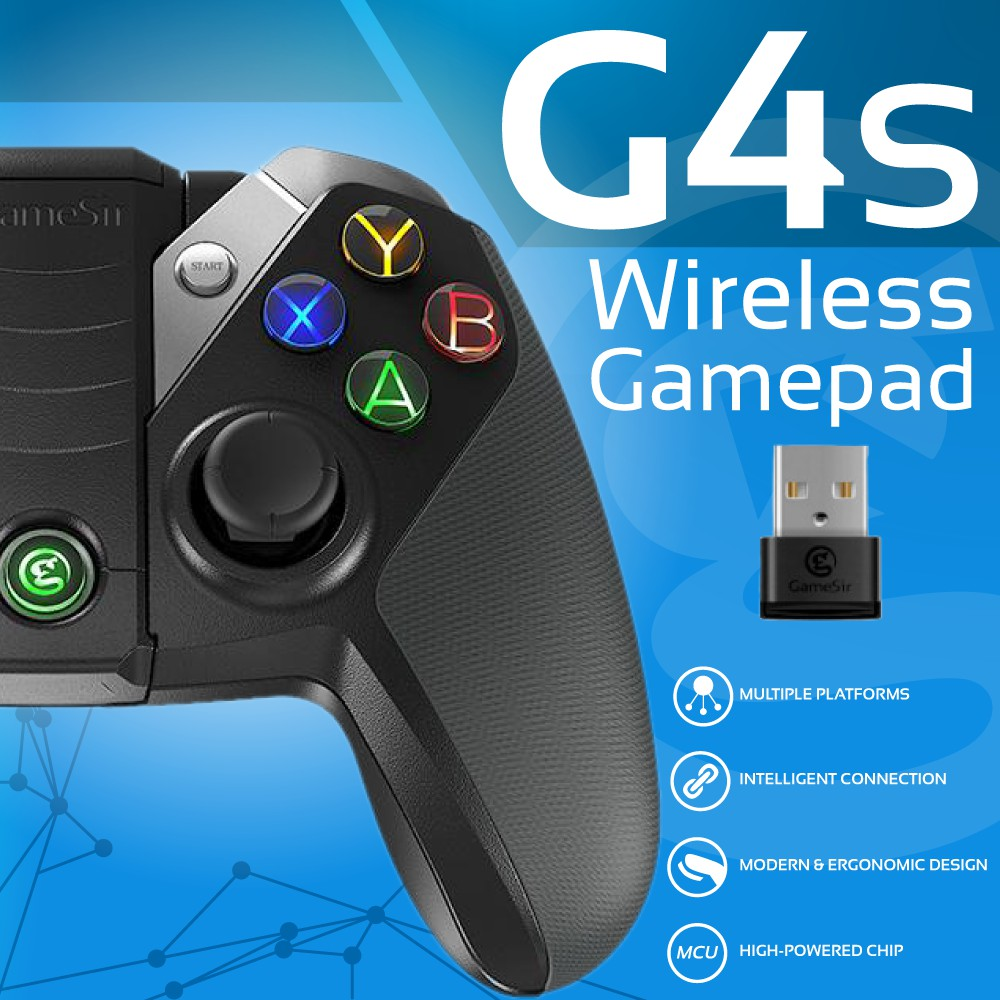Gamesir T2a Wireless Gamepad Joystick Controller Android Shopee E Smile Stick Single Pc Transparant Indonesia