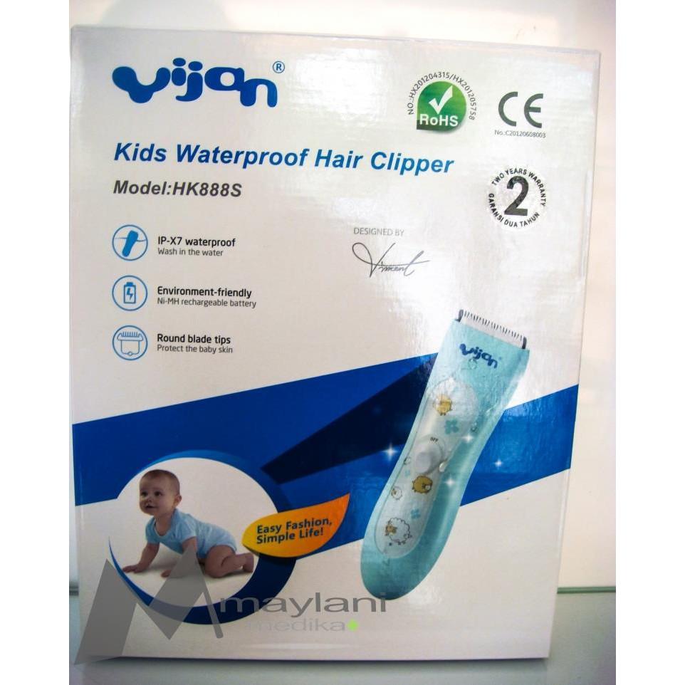 Alat Cukur Rambut Anak Bayi Remaja Dewasa Hair Clipper Yijan Original Mesin pencukur  rambut bulu  6c932c7a2a