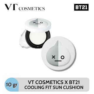 VT COSMETICS X BT21 Cooling Fit Sun Cushion ED APRIL 2021 [LIMITED EDITION LAST STOCK ] thumbnail