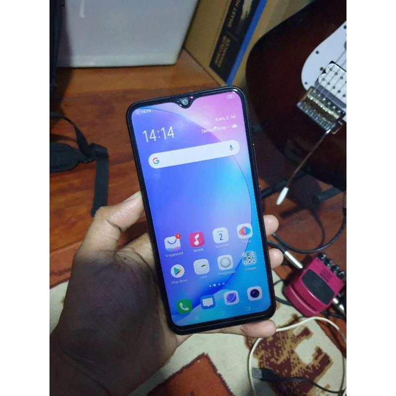 Handphone Hp Vivo Y12 3/32 Second Seken Bekas Murah