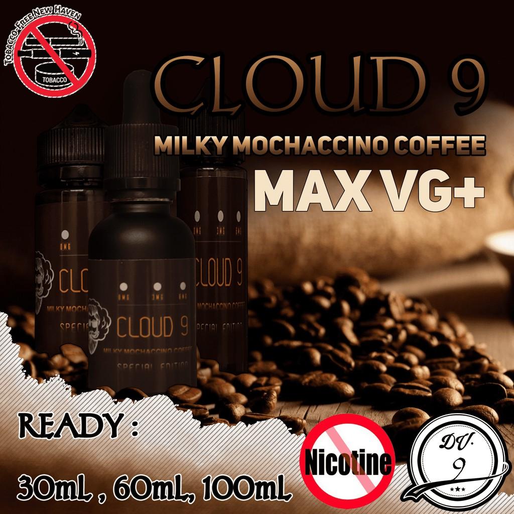 Liquid Non Nicotine Vape Max Vg Milky Mochacino Coffee ...