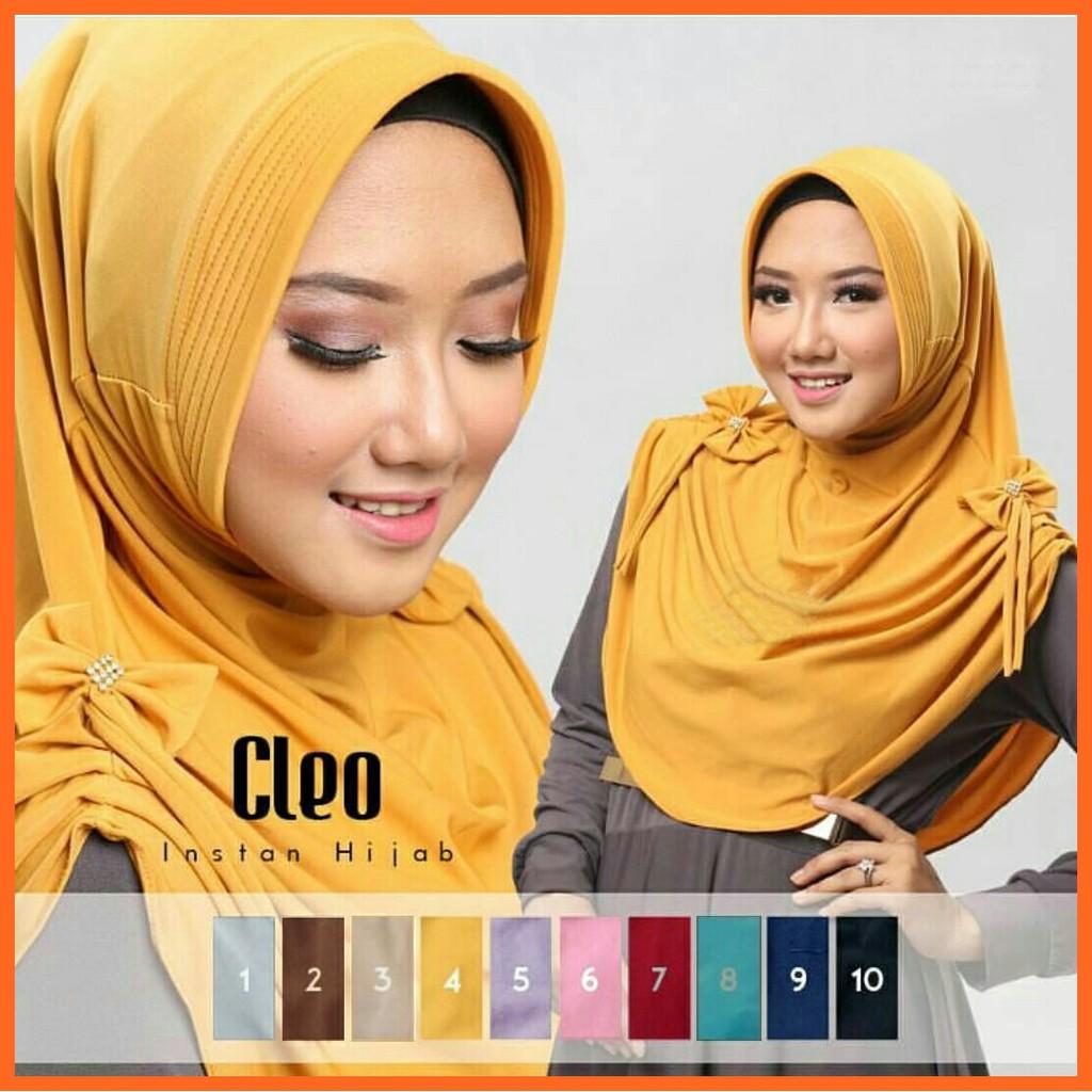 Beli Hijab Pashmina Instan Pastan Sabrina 1 Face Loop Harga Lebih Hana Murah Bersama Teman Shopee Indonesia