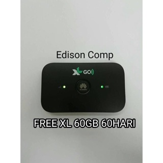 Mifi Modem Wifi 4G Huawei E5573 XL Go Free 60Gb 60Hari [BEST SELLER] | Shopee Indonesia