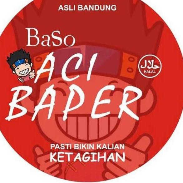 HOT Product Baso Aci BAPPER boci Premium & CILOKBA Cilok bapper baso aci Baper baper sambel mercon