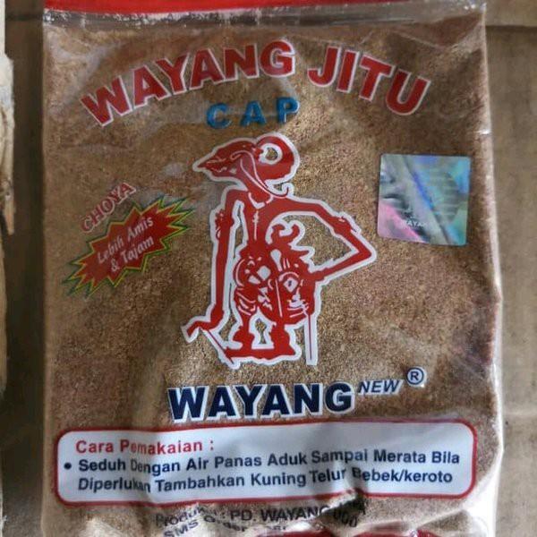 Umpan Pelet Pancing Wayang Jitu Choya Cocok Segala Jenos Ikan Shopee Indonesia