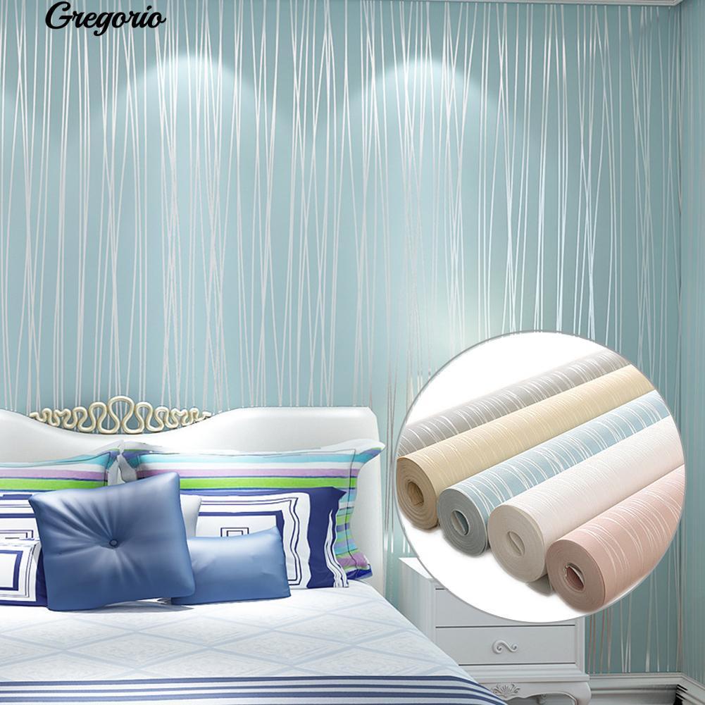Gregorio 10M Wallpaper Kamar Tidur Ruang Tamu Modern ...