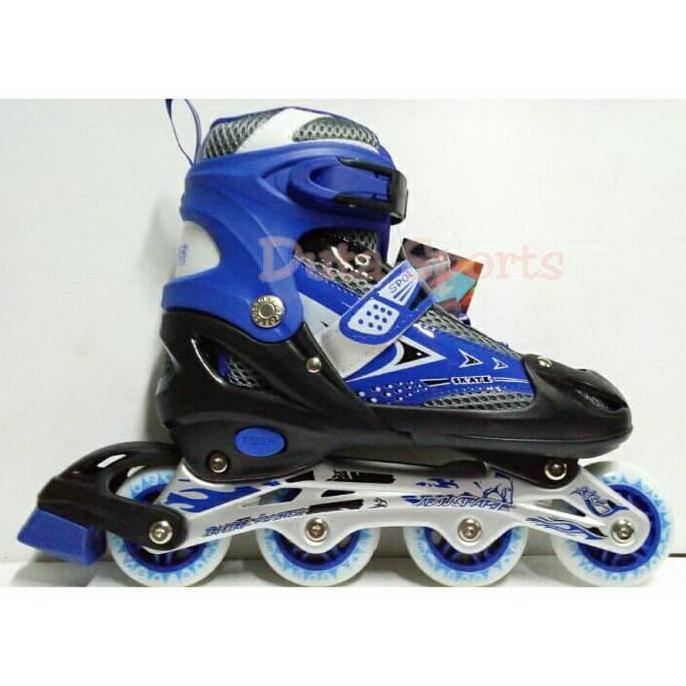 Sepatu Roda Roda Karet Harga Murah Powerline 6032 J ( Mix Color ... 93c61378f8