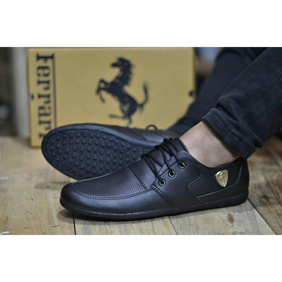 Ps Ii Sepatu Sneakers Pria Prodigo Komodo Original Handmade Terbaru Termurah Shopee Indonesia