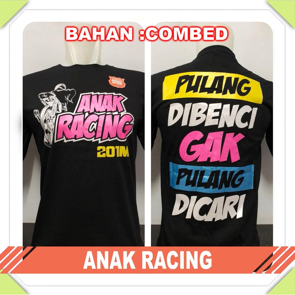 Kaos Keren Motor Anak Racing Shopee Indonesia
